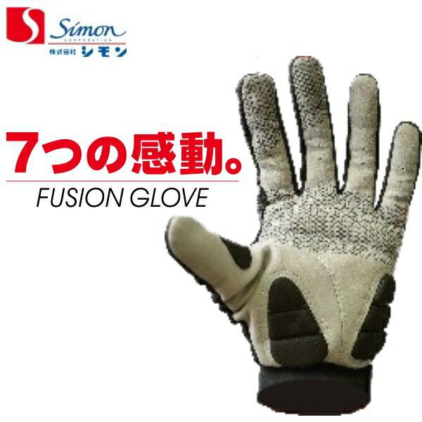 「Simon(シモン)」ワーカーズグローブ<sinフュージョングローブ>/234-2103/【2016 WEX 年間 手袋】