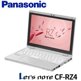 あす楽 WEBカメラ レッツノート Panasonic Let's note RZ4 CF-RZ4ADACS Core M 5Y70 1.10GHz メモリ 4GB SSD 128GB Windows10 Bluetooth タッチパネル HDMI レビュー記載で1年保証【中古】【消費税込】【送料・代引手数料無料】