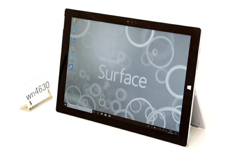 中古 タブレット Windows10 Microsoft SURFACE PRO3 Core i5 4300U 1.90GHz 4GB SSD 128GB Bluetooth タッチパネル カメラ 3ヶ月保証【あす楽】【中古】【消費税込】【送料・代引手数料無料】