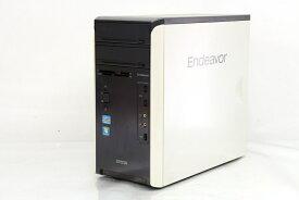 中古 デスクトップ 本体 Microsoft Office付き Windows10 EPSON Endeavor MR7000E Core i7 3770K 3.50GHz メモリ16GB HDD1TB SSD40GB DVDスーパーマルチ Win7 3ヶ月保証【あす楽】【中古】【消費税込】【送料・代引手数料無料】