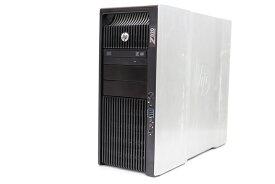 デスクトップPC 本体 WPS Office付き Windows10 HP Workstation Z820 HC/Xeon E5-2620 2.00GHz(CPU2期搭載) 64GB 1TB SSD512GB DVDスーパーマルチ Nvidia Quadro K5000 Win10 3ヶ月保証【あす楽】【中古】【消費税込】【送料・代引手数料無料】