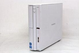 中古 デスクトップ NEC PC-GV287VZLS Core i7 2600S 2.80GHz 8GB 500GB SSD62GB ブルーレイ Win7 3ヶ月保証 wd1705 【あす楽】【中古】【消費税込】【送料・代引手数料無料】