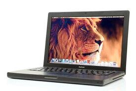 中古 Apple アップル Macbook A1181 MB404J/A Core 2 Duo T8300 2.40GHz メモリ 4GB SSD 128GB スーパードライブ 2008年 Bluetooth カメラ 3ヶ月保証【あす楽】【中古】【消費税込】【送料・代引手数料無料】