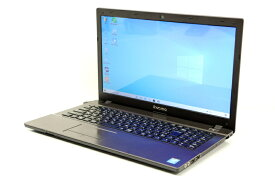 中古 ノートパソコン WPS Office付き Windows10 iiyama W550SU Core i7 4712MQ 2.30GHz メモリ 16GB SSD 480GB DVDスーパーマルチ カメラ HDMI 3ヶ月保証【あす楽】【中古】【消費税込】【送料・代引手数料無料】
