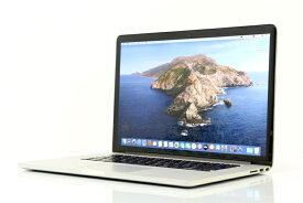 中古 Apple アップル Macbook Pro A1398 MC975J/A Core i7 3615QM 2.30GHz メモリ 8GB SSD 512GB 2012年 カメラ HDMI キーボードバックライト 3ヶ月保証【あす楽】【中古】【消費税込】【送料・代引手数料無料】