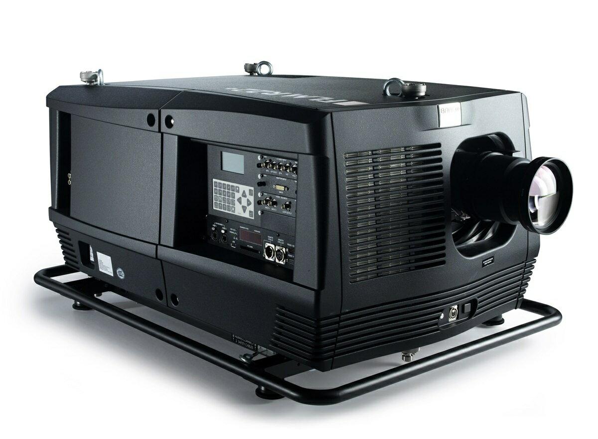 20000ルーメン SXGA+ 3 チップ DLP デジタル・業務用 超大型プロジェクター レンズと予備ランプ付き BARCO FLM R20+【中古】【消費税込】【送料無料】【代引き不可】