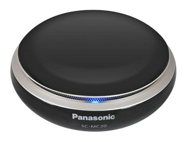 【在庫あり】Panasonic(パナソニック)ポータブルワイヤレススピーカーSC-MC20 ブラック