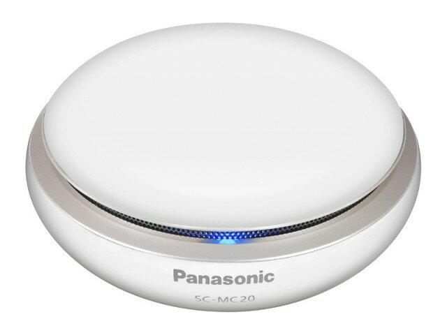 【在庫あり】Panasonic(パナソニック)ポータブルワイヤレススピーカーSC-MC20 ホワイト