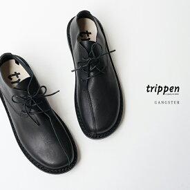 トリッペン ギャングスター ブラックtrippen GANGSTER-WAW BLK-BK