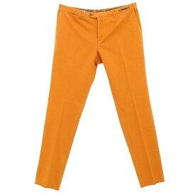 【新品】ピーティーゼロウーノ PT01 OPTICAL ストレッチコットン スラックスパンツ オレンジ【サイズ58】【ORG】【A/W】【状態ランクN】【メンズ】【10902-956331】【1万円以上送料無料】【1909APD】