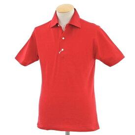 【新品】オリアン ORIAN 鹿の子 ワイドカラー 半袖ポロシャツ レッド【サイズS】【RED】【S/S】【状態ランクN】【メンズ】【10703-956384】【1万円以上送料無料】[2105CPD]