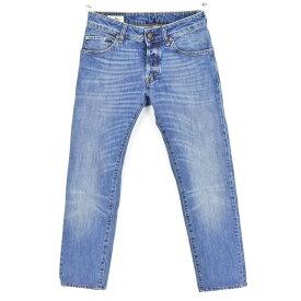 【最終価格】【中古】ジーティーアー G.T.A 加工 ストレッチデニムパンツ ブルー【サイズ29】【BLU】【S/S/A/W】【状態ランクC】【メンズ】【10903-956291】[2011DPD]