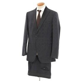 【新品アウトレット】ベルベスト Belvest super150'sウール タキシードスーツ ブラック【サイズ48 7R】【BLK】【A/W】【状態ランクN-】【メンズ】【10499-956180】[2102DPD]