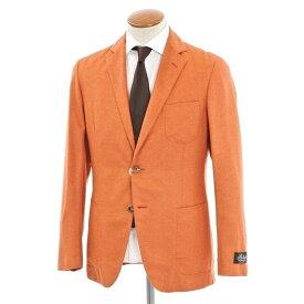 【大決算SALE】【返品不可】【新品】ベルベスト Belvest ウールシルクカシミア 2Bジャケット オレンジ【サイズ46】【ORG】【A/W】【状態ランクN】【メンズ】【10102-956571】【1万円以上送料無料】【190108PD】