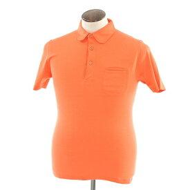 【新品】ルトロワ Letroyes THEO 半袖ポロシャツ オレンジ【サイズL】【ORG】【S/S】【状態ランクN】【メンズ】【10703-956364】[2106BPD]