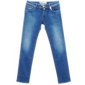 【新品】ヤコブコーエン JACOB COHEN PW622 ストレッチデニムパンツ ブルー【サイズ36】【BLU】【S/S/A/W】【状態ランクN】【メンズ】【10903-956143】[2011BPD]