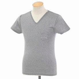 【新品】ルトロワ Letroyes コットン 半袖 Vネック Tシャツ JEAN BP グレー【サイズS】【GRY】【S/S】【状態ランクN】【メンズ】【10702-956135】[2106CPD]