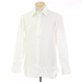 【中古】サンシーロ SAN SIRO コットン ドレスシャツ ホワイト【サイズ38】【WHT】【S/S/A/W】【状態ランクB】【メンズ】【10601-956132】