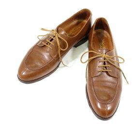 【中古】ロイドフットウェア Lloyd Footwear Uチップ ドレスシューズ ブラウン【サイズ5 1/2 C】【BRW】【S/S/A/W】【状態ランクC】【メンズ】【11101-956165】