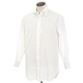 【最終価格】【中古】タイ ユア タイ TIE YOUR TIE コットン ボタンダウンシャツ ホワイト【サイズ42】【WHT】【S/S/A/W】【状態ランクC】【メンズ】【10601-956083】[2103EPD]