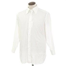 【最終価格】【中古】タイ ユア タイ TIE YOUR TIE コットン ボタンダウンシャツ ホワイト【サイズ42】【WHT】【S/S/A/W】【状態ランクC】【メンズ】【10601-956082】[2103EPD]