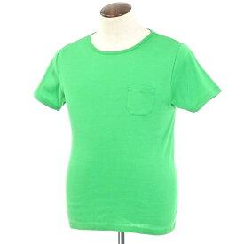 【新品アウトレット】ルトロワ Letroyes クルーネック 半袖Tシャツ グリーン【サイズL】【GRN】【S/S】【状態ランクN-】【メンズ】【10702-956032】[2109DPD]