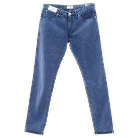 【新品】ピーティーゼロチンクエ PT05 ウォッシュ加工 コットン 5ポケットパンツ SWING ブルー【サイズ34】【BLU】【S/S】【状態ランクN】【メンズ】【10904-955966】【2010APD】