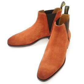 【新品】デュカルス DOUCALS ブーツ テラコッタ【サイズ42】【ORG】【A/W】【状態ランクN】【メンズ】【11103-955930】[2102DPD]
