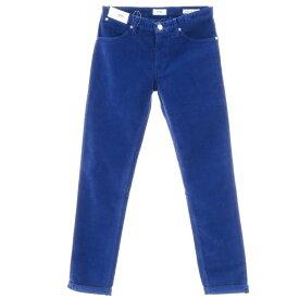 【新品】ピーティーゼロチンクエ PT05 コーデュロイ 5ポケットパンツ SWING ロイヤルブルー【サイズ29】【BLU】【A/W】【状態ランクN】【メンズ】【10999-955890】[2102CPD]