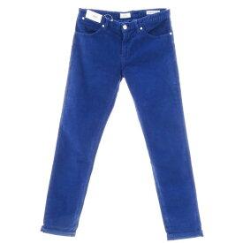 【新品】ピーティーゼロチンクエ PT05 コーデュロイ 5ポケットパンツ SWING ロイヤルブルー【サイズ31】【BLU】【A/W】【状態ランクN】【メンズ】【10999-955890】[2102CPD]