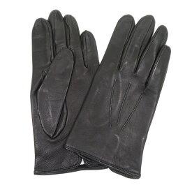 【中古】デンツ DENTS ヘアシープ レザーグローブ 手袋 ブラック【サイズ−】【BLK】【A/W】【状態ランクB】【メンズ】【19908-955803】[2103BPD]