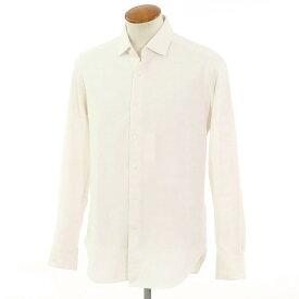 【新品】バグッタ Bagutta カジュアルシャツ ライトベージュ【サイズ40】【BEI】【S/S/A/W】【状態ランクN】【メンズ】【10602-955806】[2102APD]