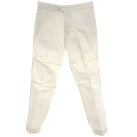 【新品アウトレット】ピーティートリノ PT TORINO コットンリネン カジュアルパンツ ReWorked ホワイト【サイズ30】【WHT】【S/S】【状態ランクN-】【メンズ】【10902-955766】