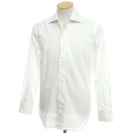 【新品アウトレット】オリアン ORIAN コットン ワイドカラー ドレスシャツ ホワイト【サイズ37】【WHT】【S/S/A/W】【状態ランクN-】【メンズ】【10601-955681】