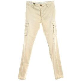 【新品】リチャード ジェイ ブラウン RICHARD J BROWN Nairobi ストレッチ デニム カーゴパンツ ベージュ【サイズ29】【BEI】【S/S】【状態ランクN】【メンズ】【10903-955600】[2109APD]