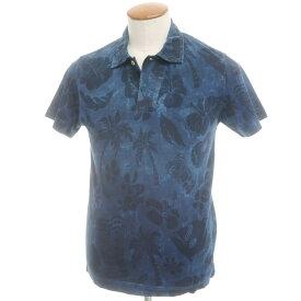 【新品アウトレット】チルコロ1901 CIRCOLO 1901 ポロシャツ ネイビー系【サイズM】【NVY】【S/S】【状態ランクN-】【メンズ】【10703-955547】