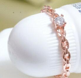 普通便 送料無料18K K18 指輪 ゴールド CZ ダイヤ キュービックジルコニア 1粒シンプル上品リング gu1237e 10倍ポイント対象
