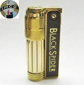 IMCO イムコスーパー 真鍮 ブラックスパイダー カフェ オイルライター