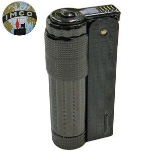 IMCO イムコスーパー 真鍮 黒Ni オイルライター