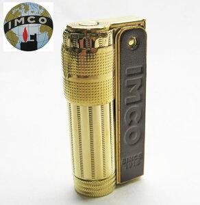 IMCO イムコスーパー 真鍮 革巻き オイルライター