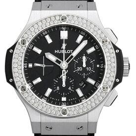 【48回払いまで無金利】ウブロ ビッグバン スティール ダイヤモンド 301.SX.1170.RX.1104 メンズ(0063HBAU0032)【中古】【腕時計】【送料無料】