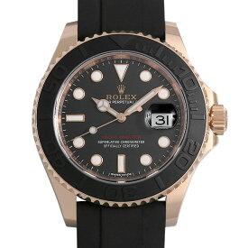 【48回払いまで無金利】ロレックス ヨットマスター40 116655 メンズ(0RALROAU0006)【中古】【腕時計】【送料無料】