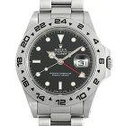【最大3.5万円クーポン&ポイント2倍】ロレックス エクスプローラーII 16550 ブラック R番 メンズ(0F5JROAU0006)【中古】【腕時計】【送料無料】【60回払いまで無金利】