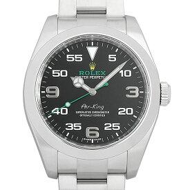【60回払いまで無金利】ロレックス エアキング 116900 メンズ(0063ROAU0807)【中古】【腕時計】【送料無料】