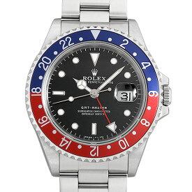 【60回払いまで無金利】ロレックス GMTマスター 赤青ベゼル 16700 T番 メンズ(10NZROAU0057)【中古】【腕時計】【送料無料】