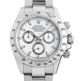 【60回払いまで無金利】ロレックス コスモグラフ デイトナ 116520 アイボリー K番 メンズ(13AKROAU0001)【中古】【腕時計】【送料無料】