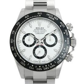 【60回払いまで無金利】ロレックス コスモグラフ デイトナ 116500LN ホワイト メンズ(13A3ROAU0025)【中古】【腕時計】【送料無料】