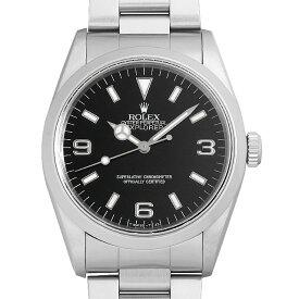 【60回払いまで無金利】ロレックス エクスプローラーI 14270 トリチウム U番 メンズ(006XROAU1929)【中古】【腕時計】【送料無料】