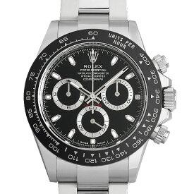 【60回払いまで無金利】ロレックス コスモグラフ デイトナ 116500LN ブラック メンズ(13HNROAU0001)【中古】【腕時計】【送料無料】