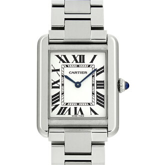 Cartier tank solo SM w5200019 ladies (0011cn0991)
